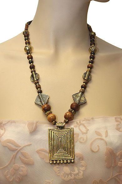 Ornamental Necklace