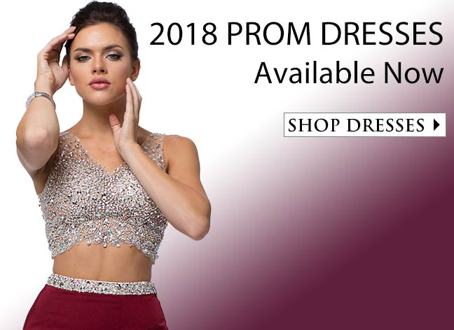 2018 Prom Dresses Formal Dresses Party Dresses