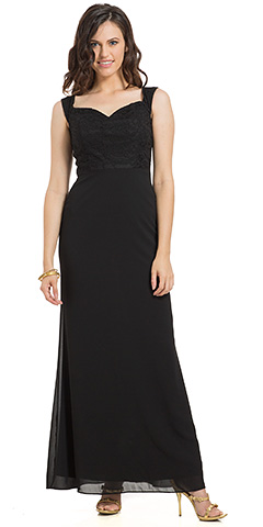 Sweetheart Neck Lace Top A-line Bridesmaid Dress. 11691.