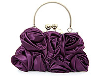 Bouquet Evening Bag . 363-ppl.