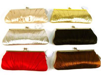 Satin Evening Bag. 386.