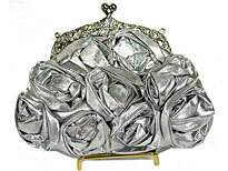Royal Bloosom Evening Bag. 499f-sv.