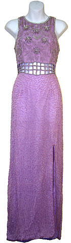 Sequin Beaded Formal Sequin Formal Dress. 8724.