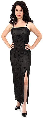 Full Length Formal Cocktail Dress . 8963.