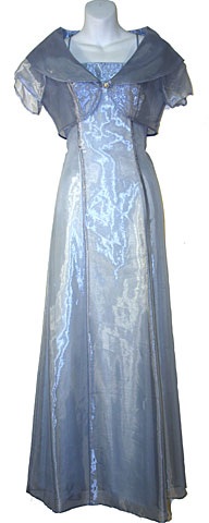 Spaghetti Strapped Formal Bridesmaid Dress. 92007.