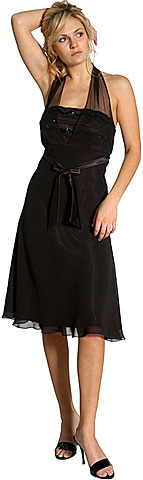 Halter Sheer Neck Short Plus Size Prom Plus Size Prom Dress. c27784.