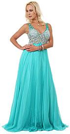 Jade Green Prom Dresses