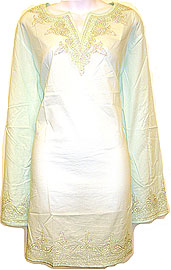 Long Sleeve Beaded Embroidered Top . 340.