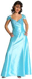 Платье для выпускного без рукавов PD0025